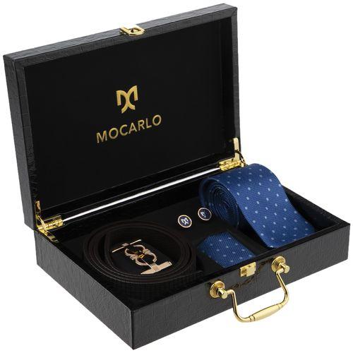 ست کراوات مردانه موکارلو کد B2