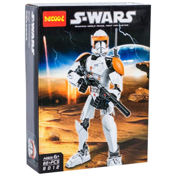 ساختنی دکول مدل جنگ ستارگان Star Wars 9012