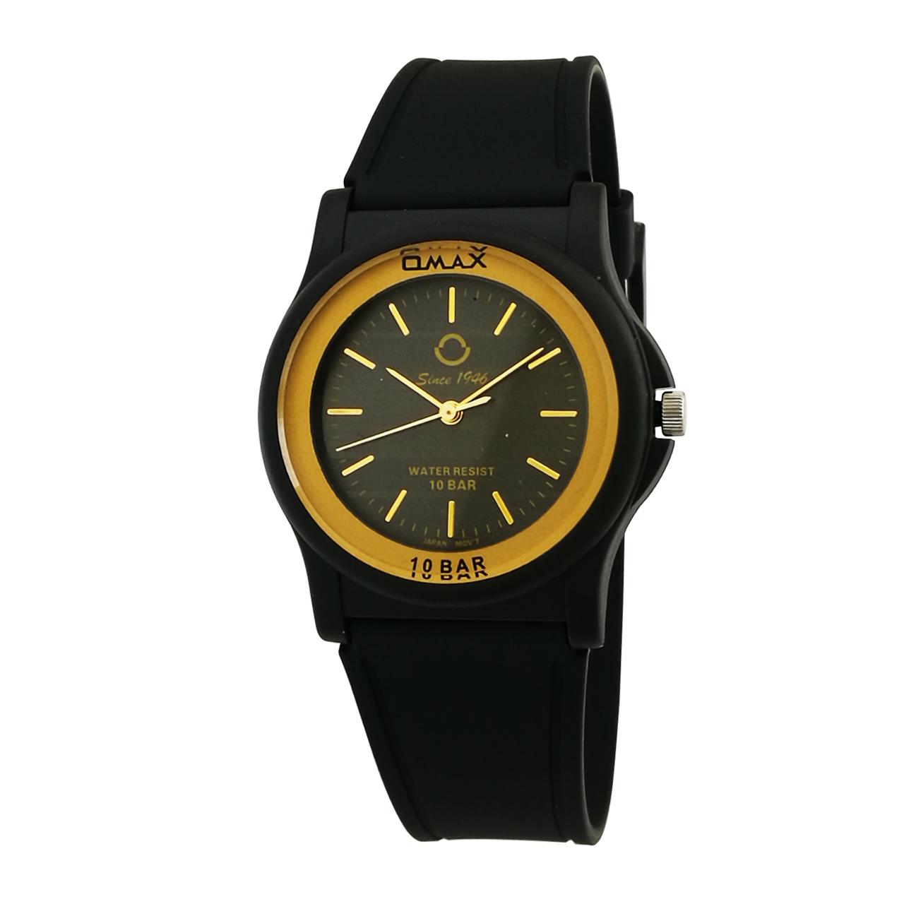 ساعت مچی عقربه ای پسرانه اوماکس مدل 00qp03