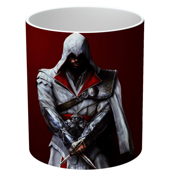 ماگ طرح  assassins creed مدل NI225
