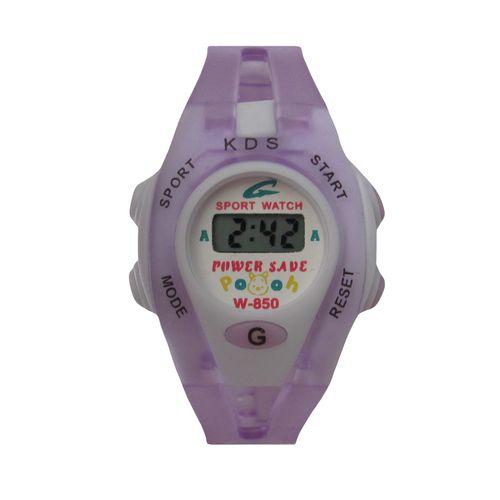 ساعت مچی دیجیتال دخترانه کد W03