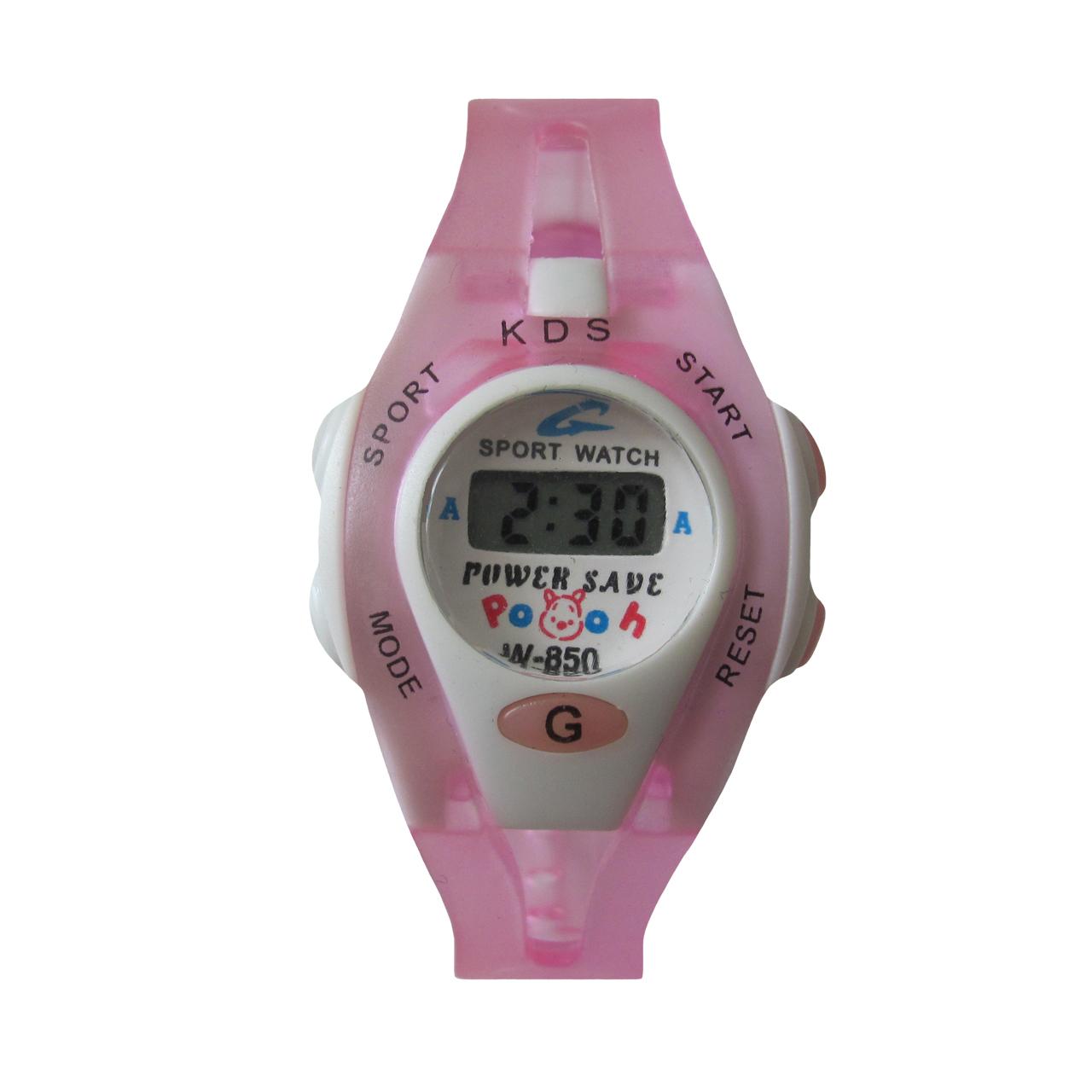 ساعت مچی دیجیتال دخترانه کد W01