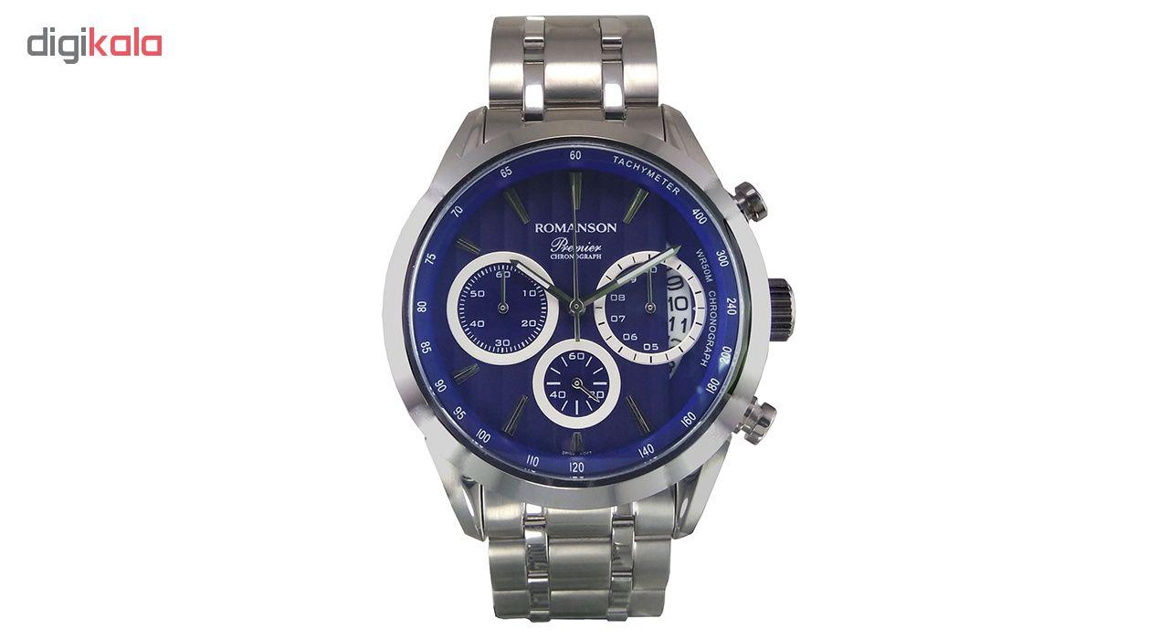 ساعت مچی عقربه ای مردانه مدل ROMA 7065G-11