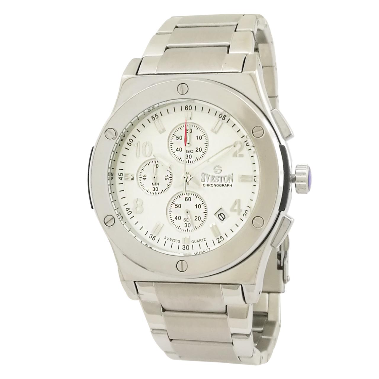 ساعت مچی عقربه ای مردانه سوستون مدل sv-9220 12