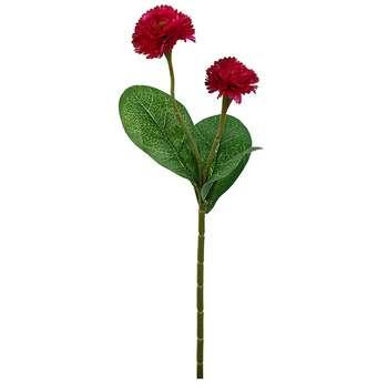 گل مصنوعی هومز طرح شاخه مینا کد 10111 بسته 4 عددی