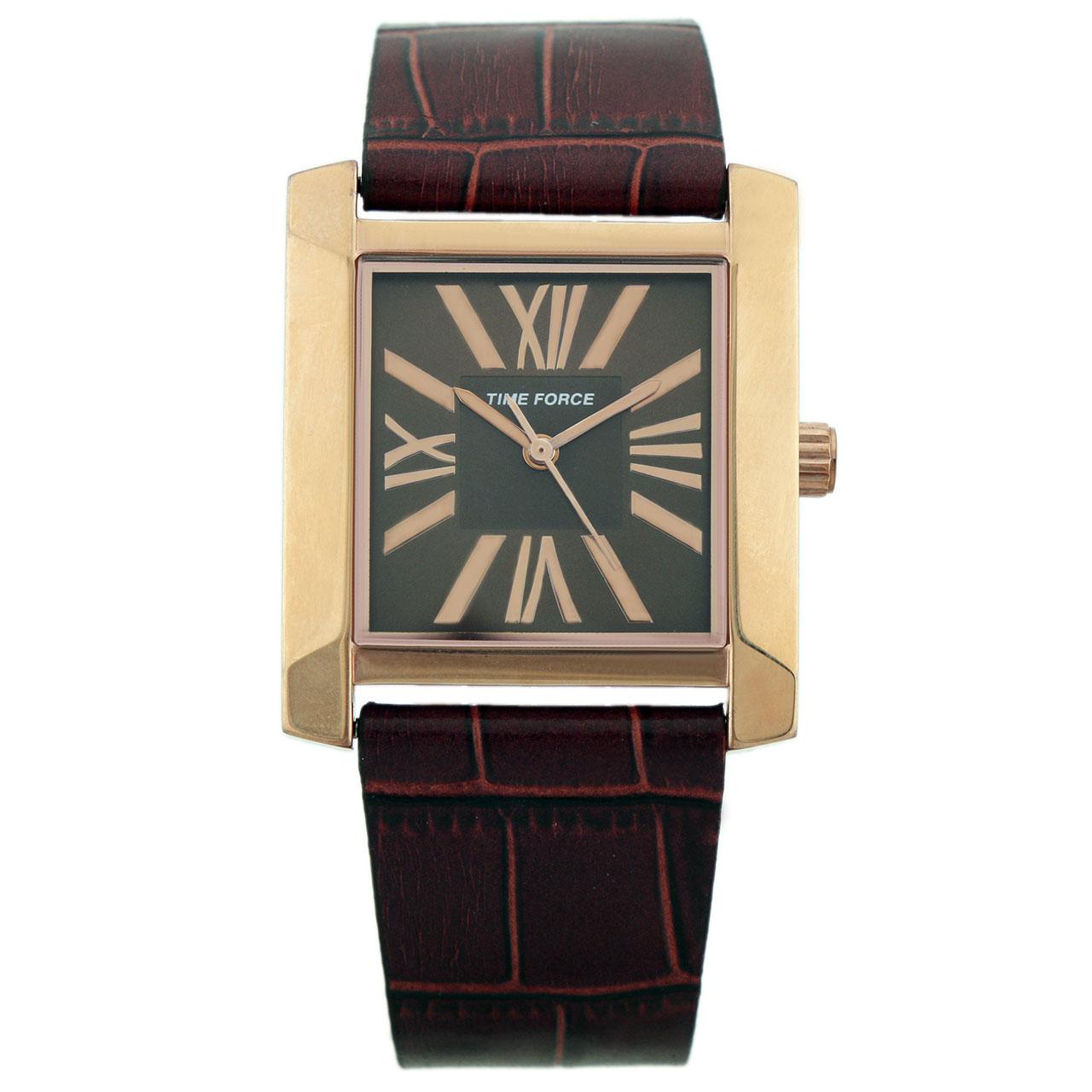 ساعت مچی عقربه ای مردانه تایم فورس مدل TF3390L05