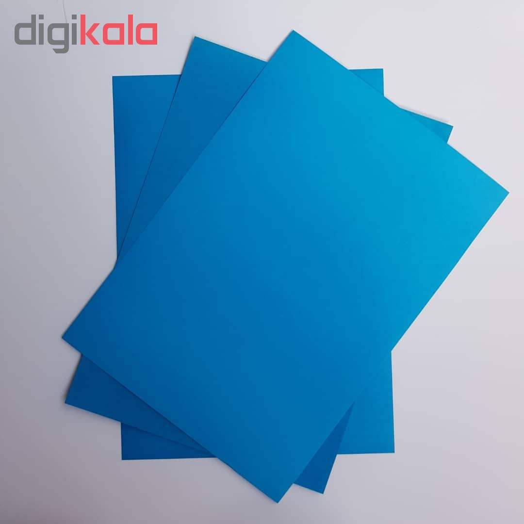 مقوا رنگی کد C3010 سایز 25×35 سانتی متر بسته 30 عددی main 1 3
