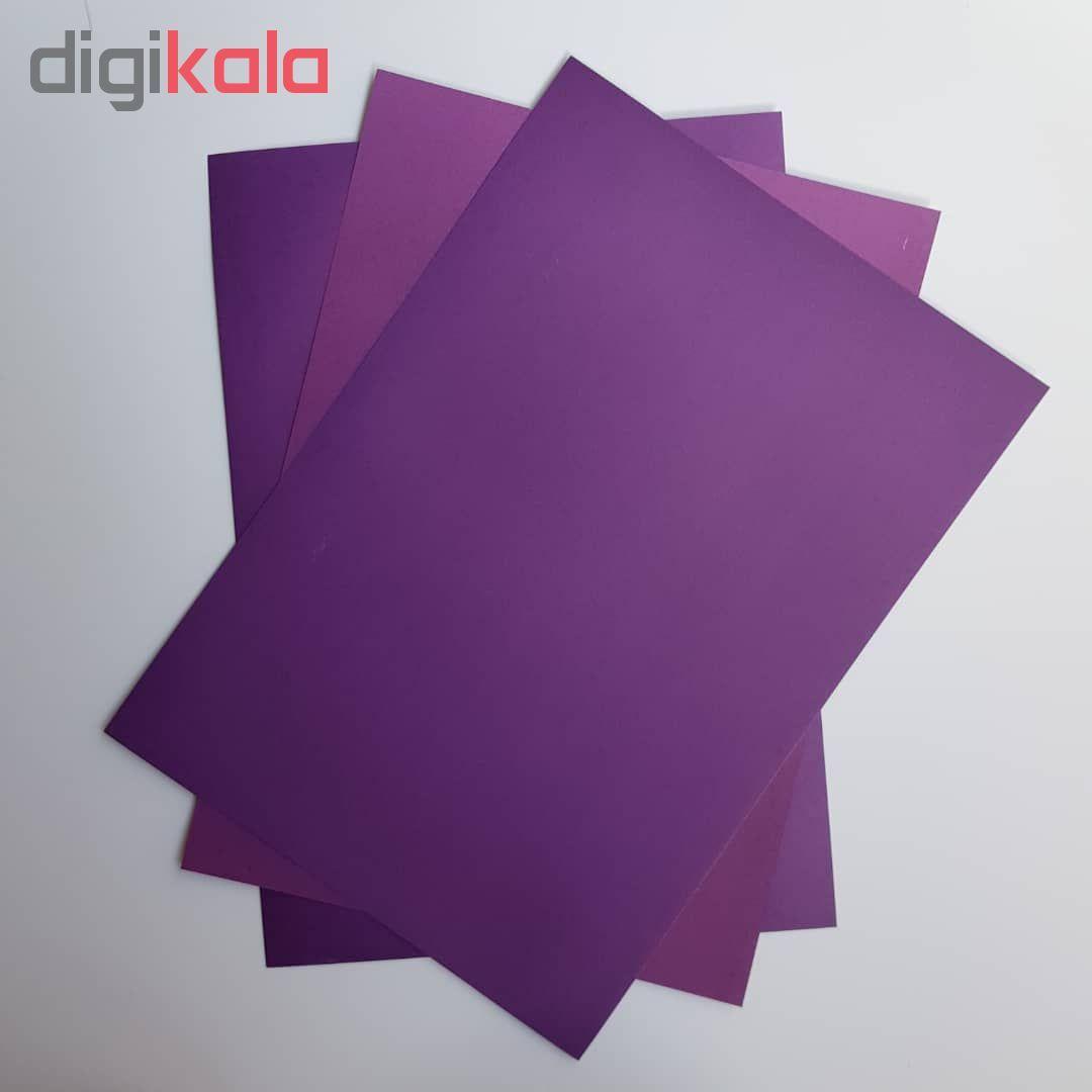 مقوا رنگی کد C3010 سایز 25×35 سانتی متر بسته 30 عددی main 1 9