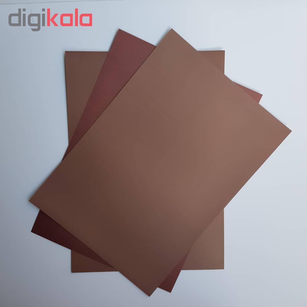 مقوا رنگی کد C3010 سایز 25×35 سانتی متر بسته 30 عددی main 1 10