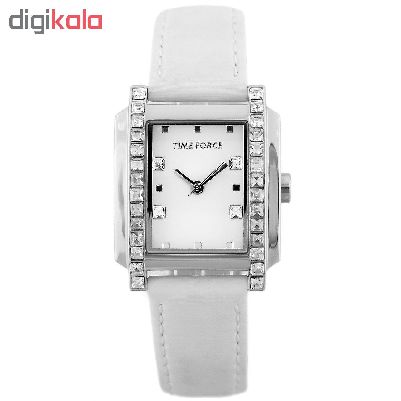 ساعت زنانه برند تایم فورس مدل TF3394L02