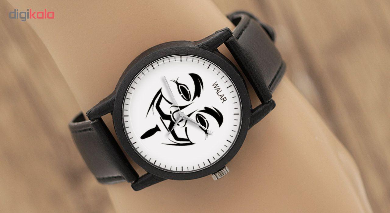کد تخفیف                                      ساعت مچی عقربه ای مردانه والار مدل LF1237