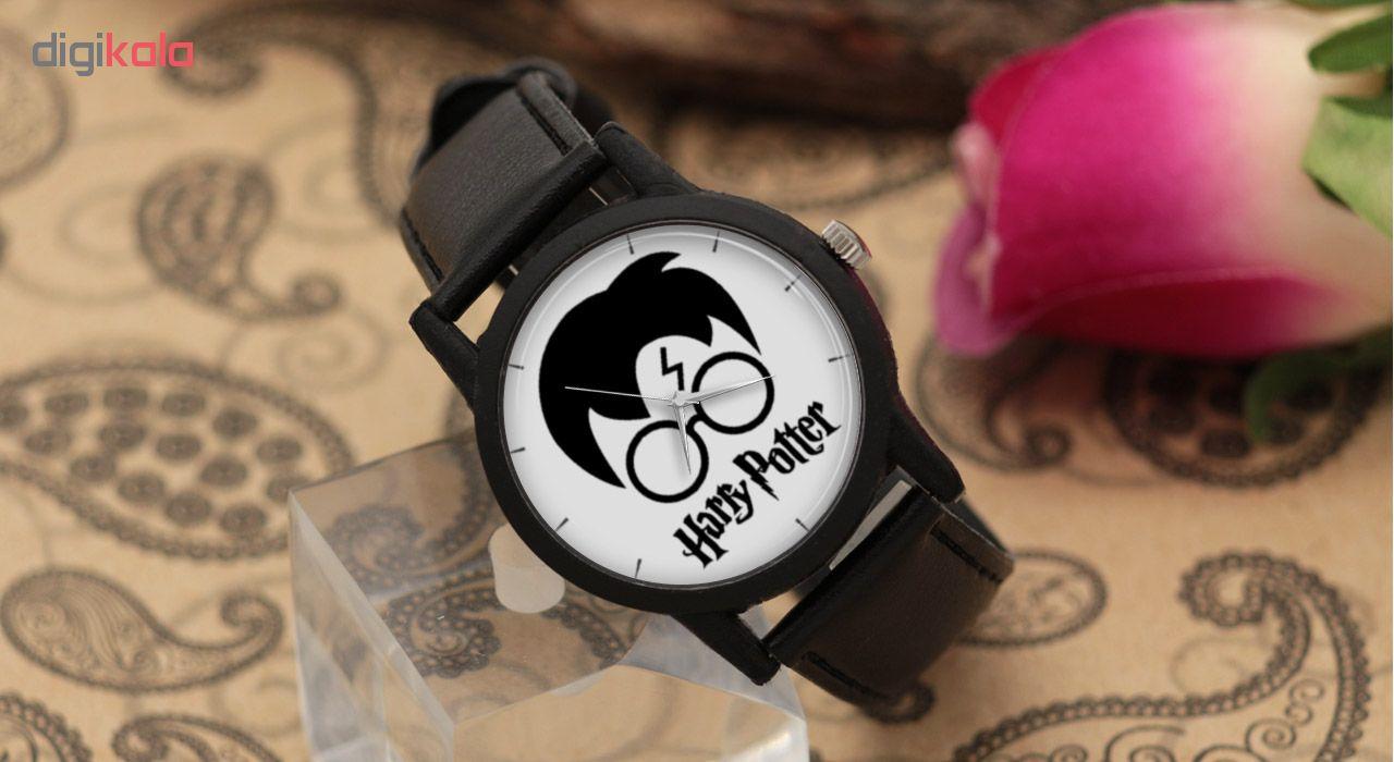 ساعت مچی عقربه ای طرح هری پاتر مدل LF1243