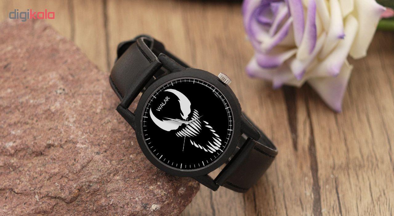 ساعت مچی عقربه ای والار طرح ونوم مدل LF1245              خرید (⭐️⭐️⭐️)