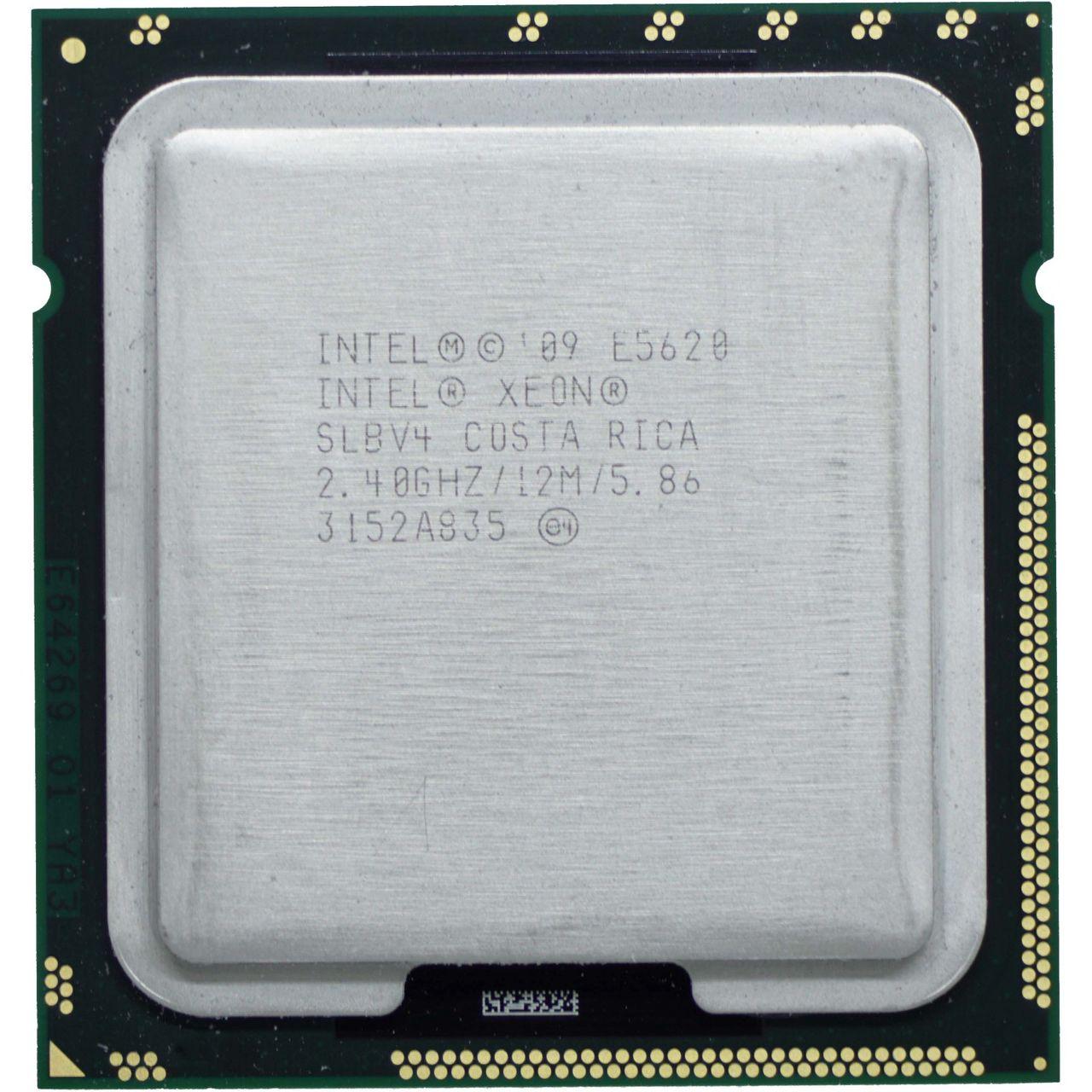 پردازنده مرکزی اینتل سری Westmere EP مدل E5620