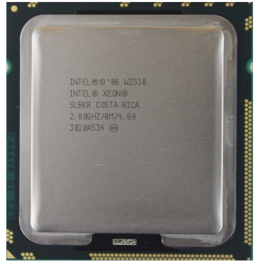 پردازنده مرکزی اینتل سری Nehalem EP مدل W3530