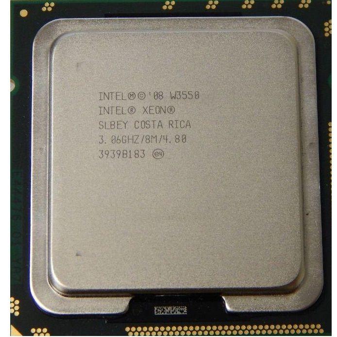 پردازنده مرکزی اینتل سری Nehalem EP مدل W3550