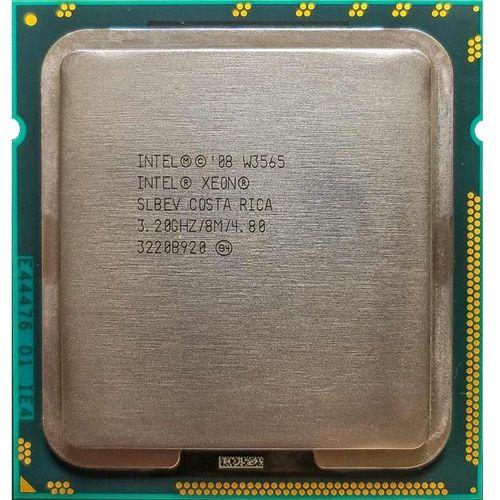 پردازنده مرکزی اینتل سری Nehalem EP مدل W3565