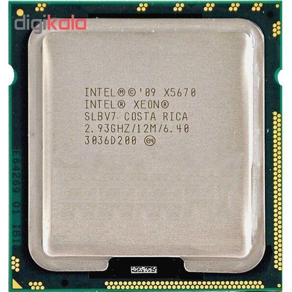 پردازنده مرکزی اینتل سری Westmere EP مدل X5670