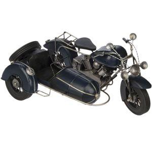 موتورسیکلت دکوری مدل موتور با کالسکه