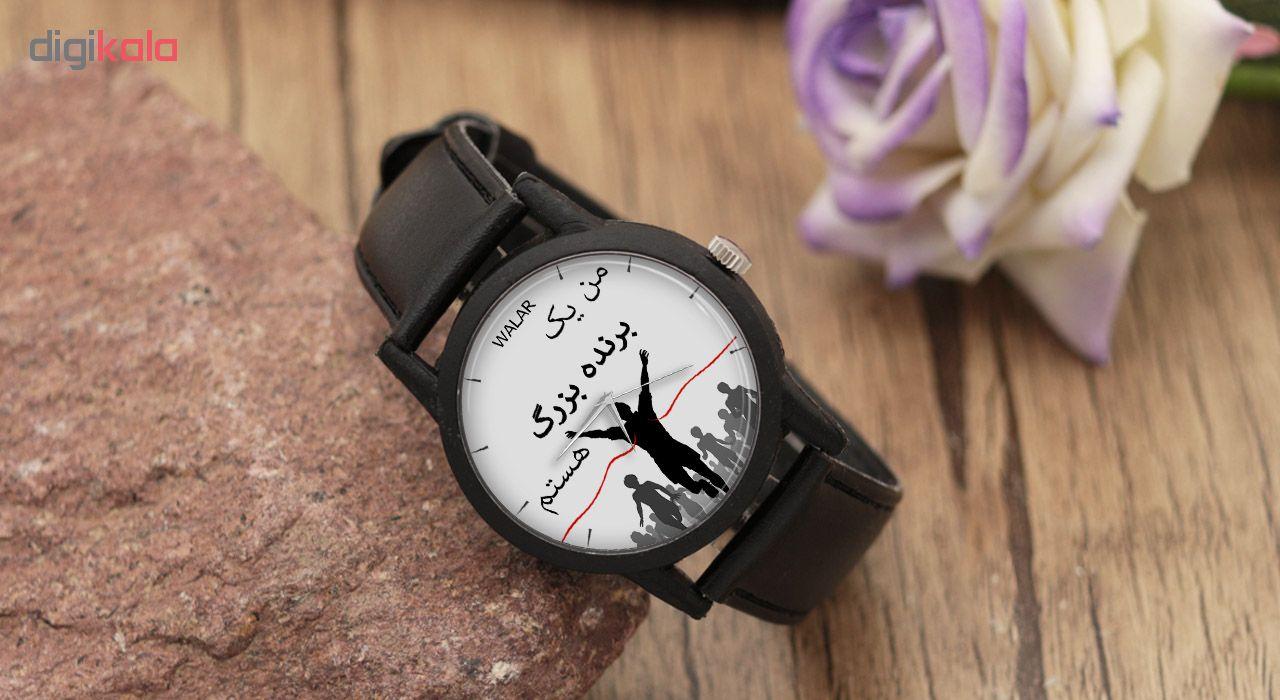 کد تخفیف                                      ساعت مچی عقربه ای والار مدل LF1256