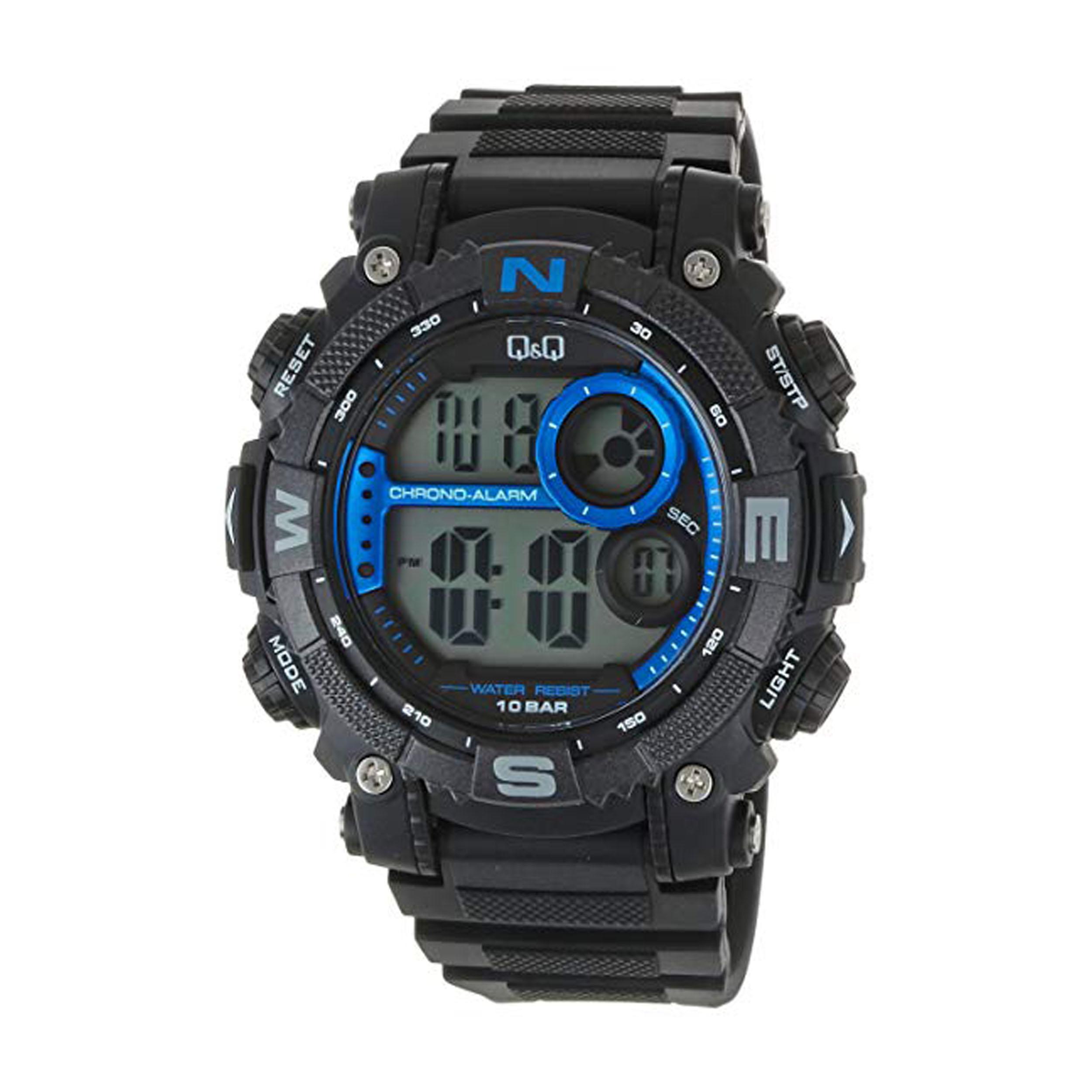 ساعت مچی دیجیتال مردانه کیو اند کیو مدل M133J003Y 22