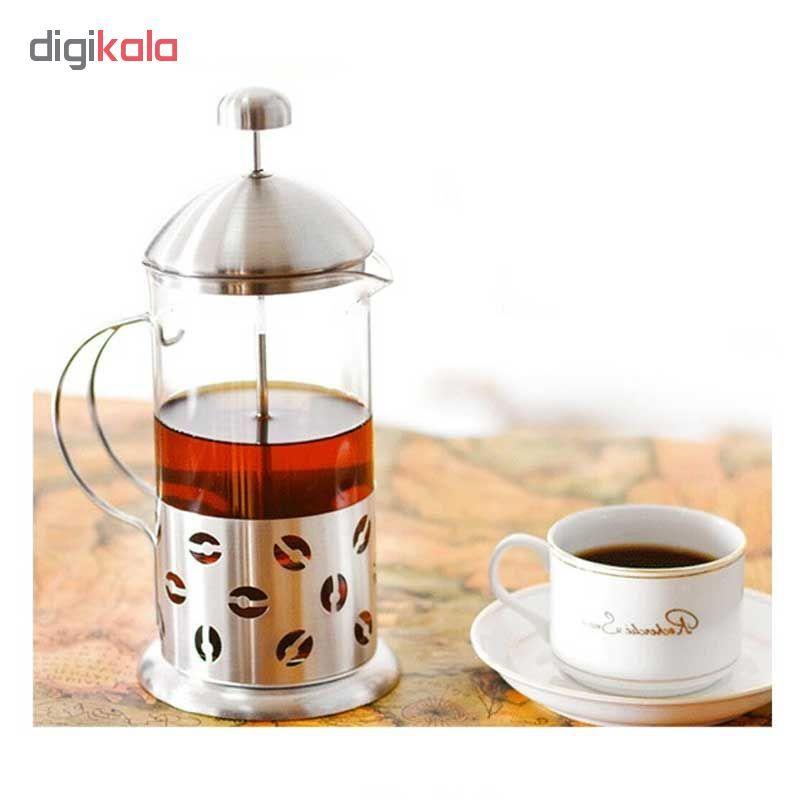 قهوه ساز فرنچ پرس کد 1000001112 main 1 2