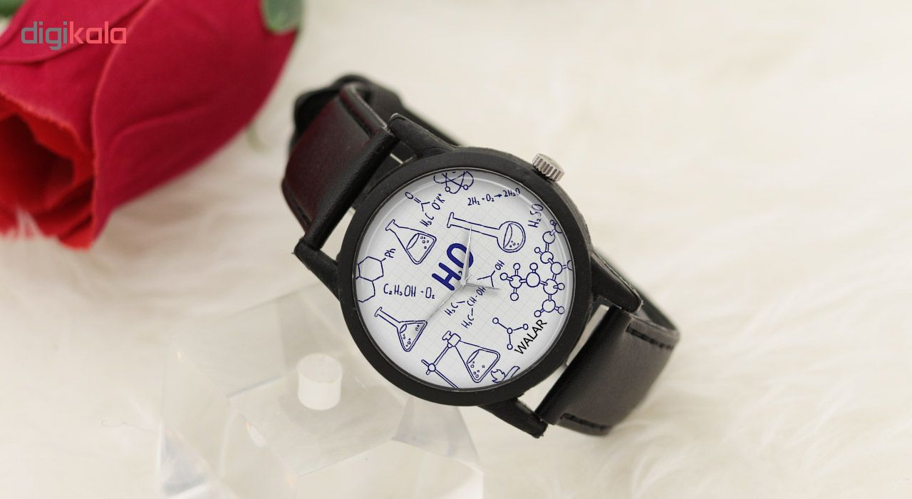 ساعت  والار طرح شیمی مدل LF1269