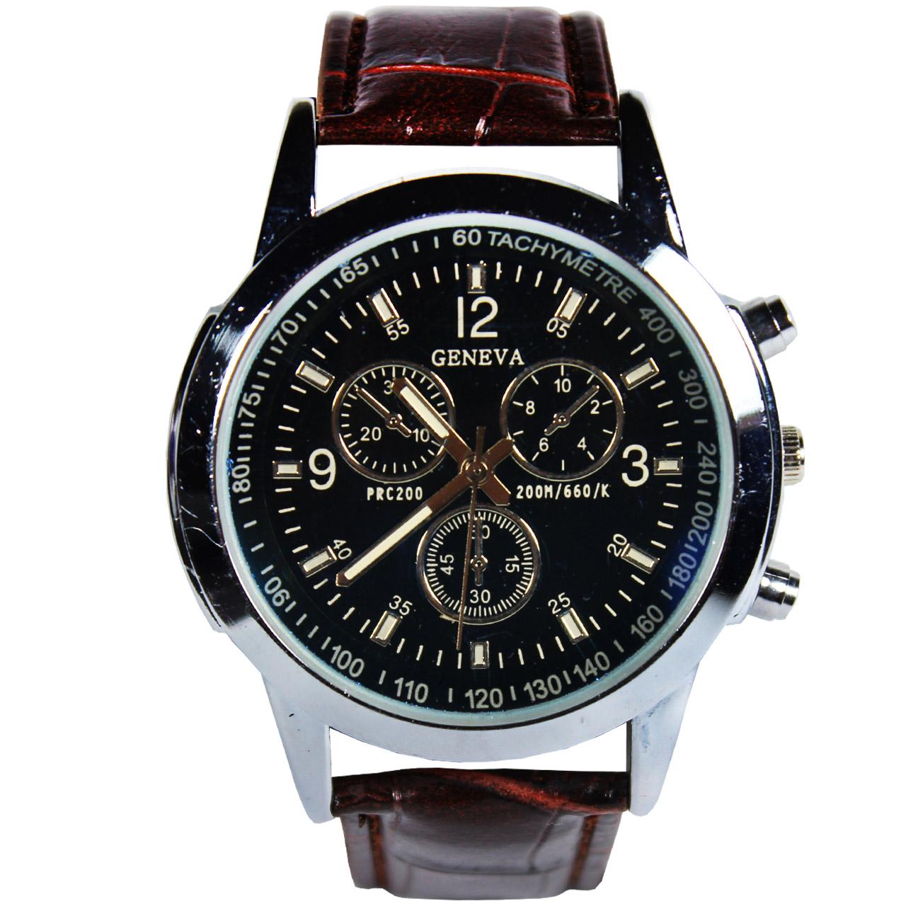 ساعت مچی عقربه ای مردانه جنوا مدل 001 32