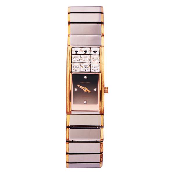 ساعت مچی عقربه ای زنانه کریستی اونیل مدل E119