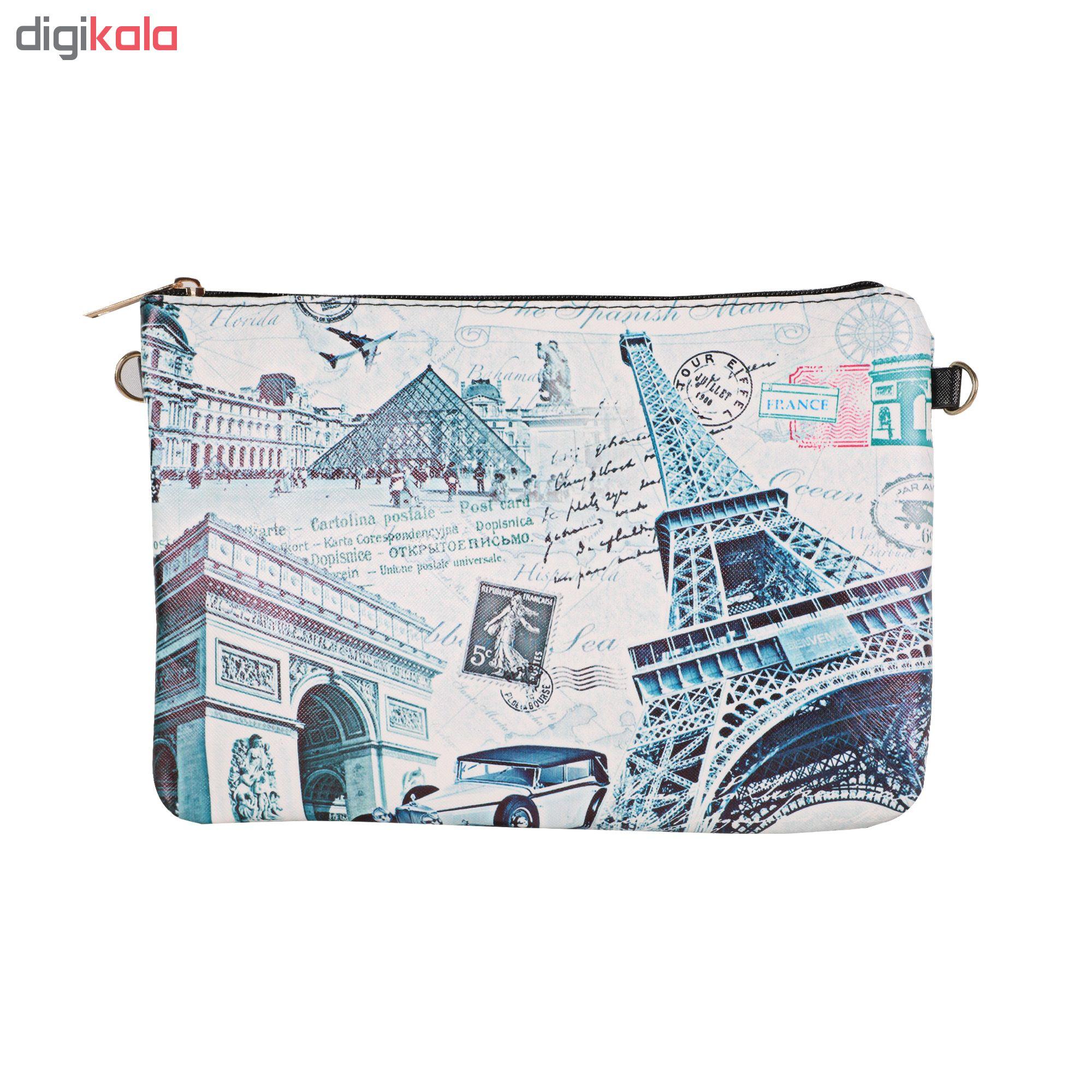 کیف دخترانه کد 1 مجموعه دو عددی