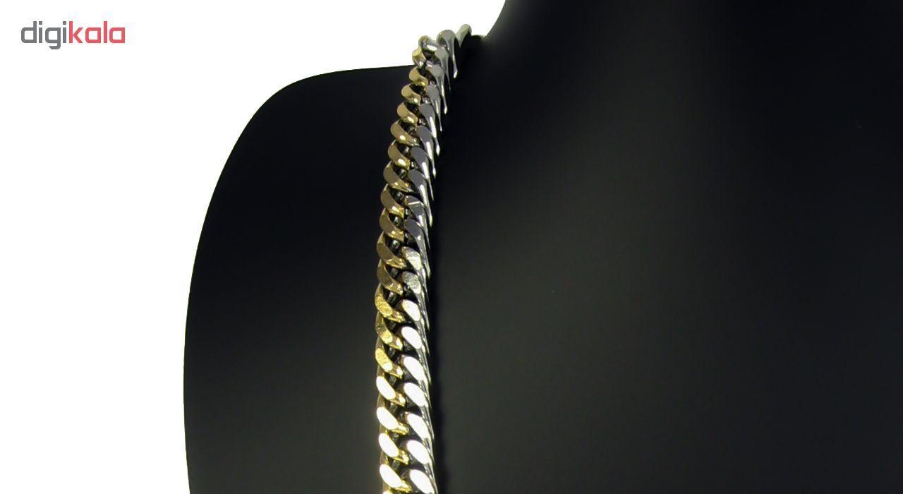 گردنبند مردانه مانچو مدل SF012 -  - 3