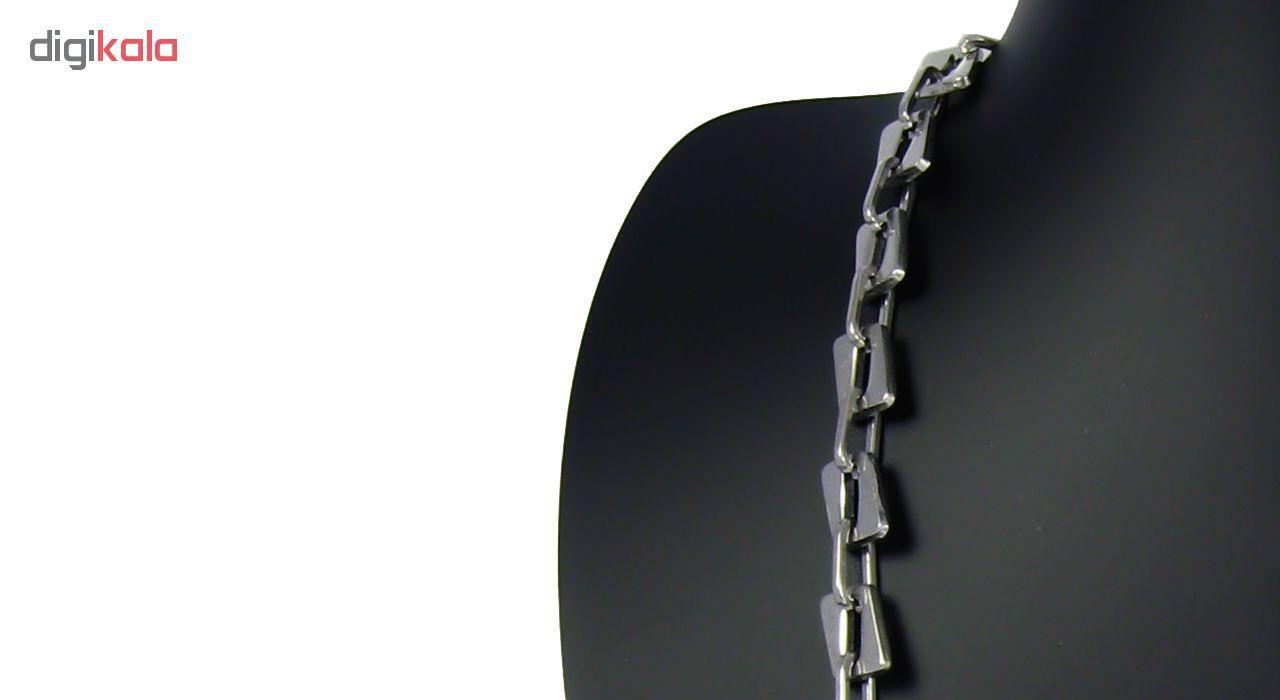 گردنبند مردانه مانچو مدل SF011 -  - 3