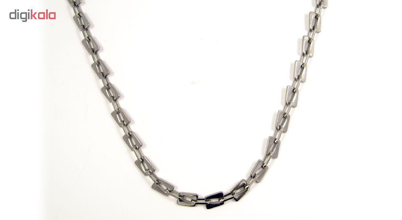 گردنبند مردانه مانچو مدل SF011 -  - 2