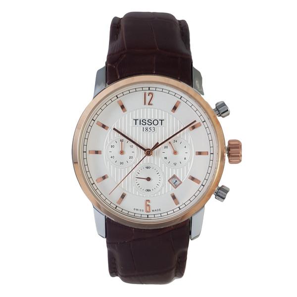ساعت مچی عقربه ای مردانه مدل TS-1853RG