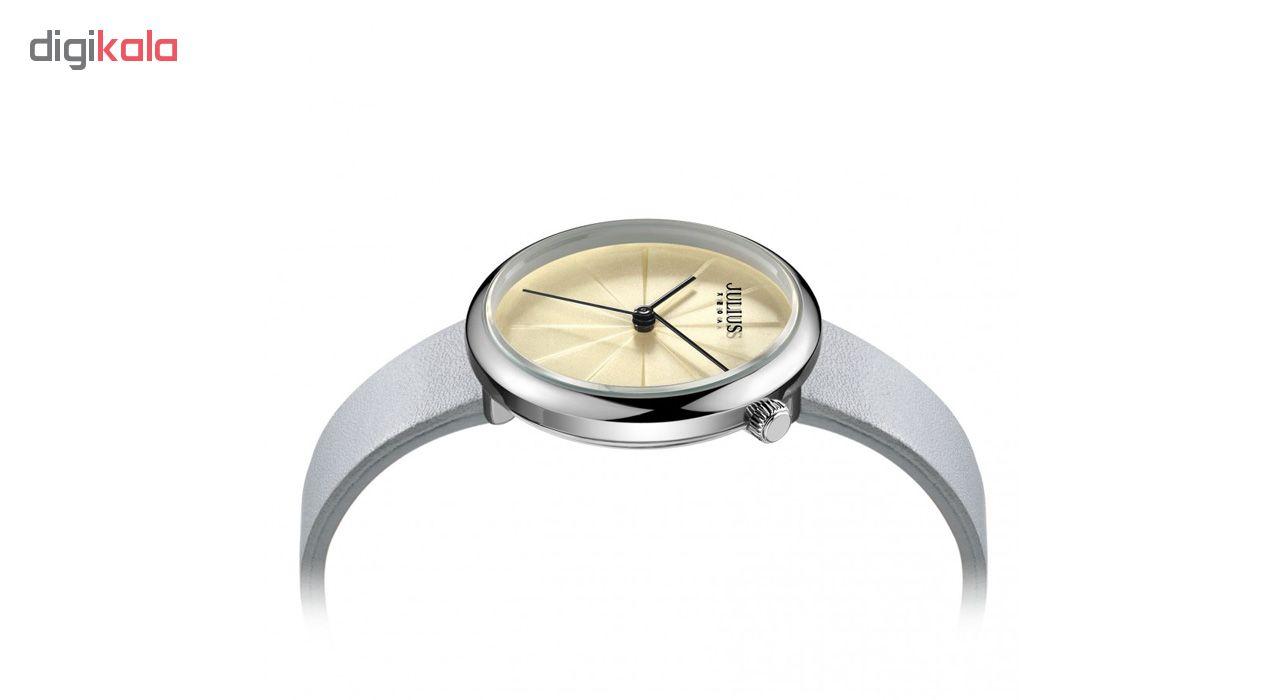ساعت مچی عقربه ای زنانه جولیوس مدل JA-1106A