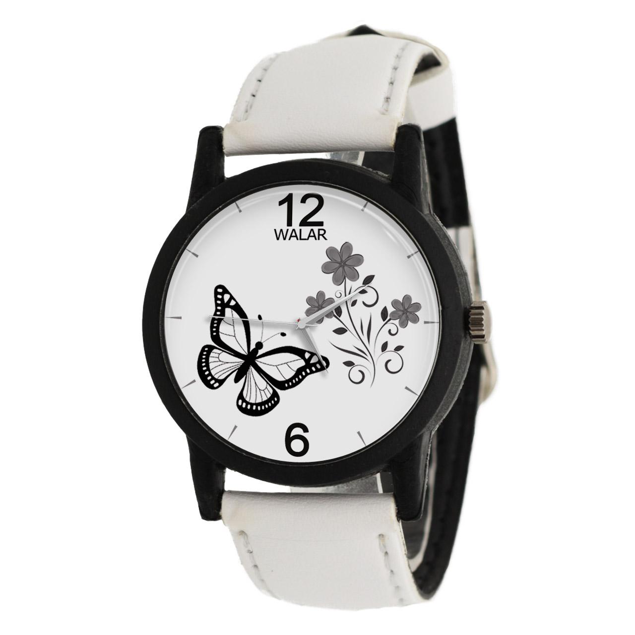 ساعت مچی عقربه ای زنانه والار مدل LF1475