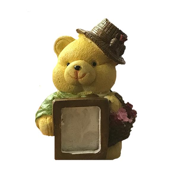 قاب عکس طرح خرس
