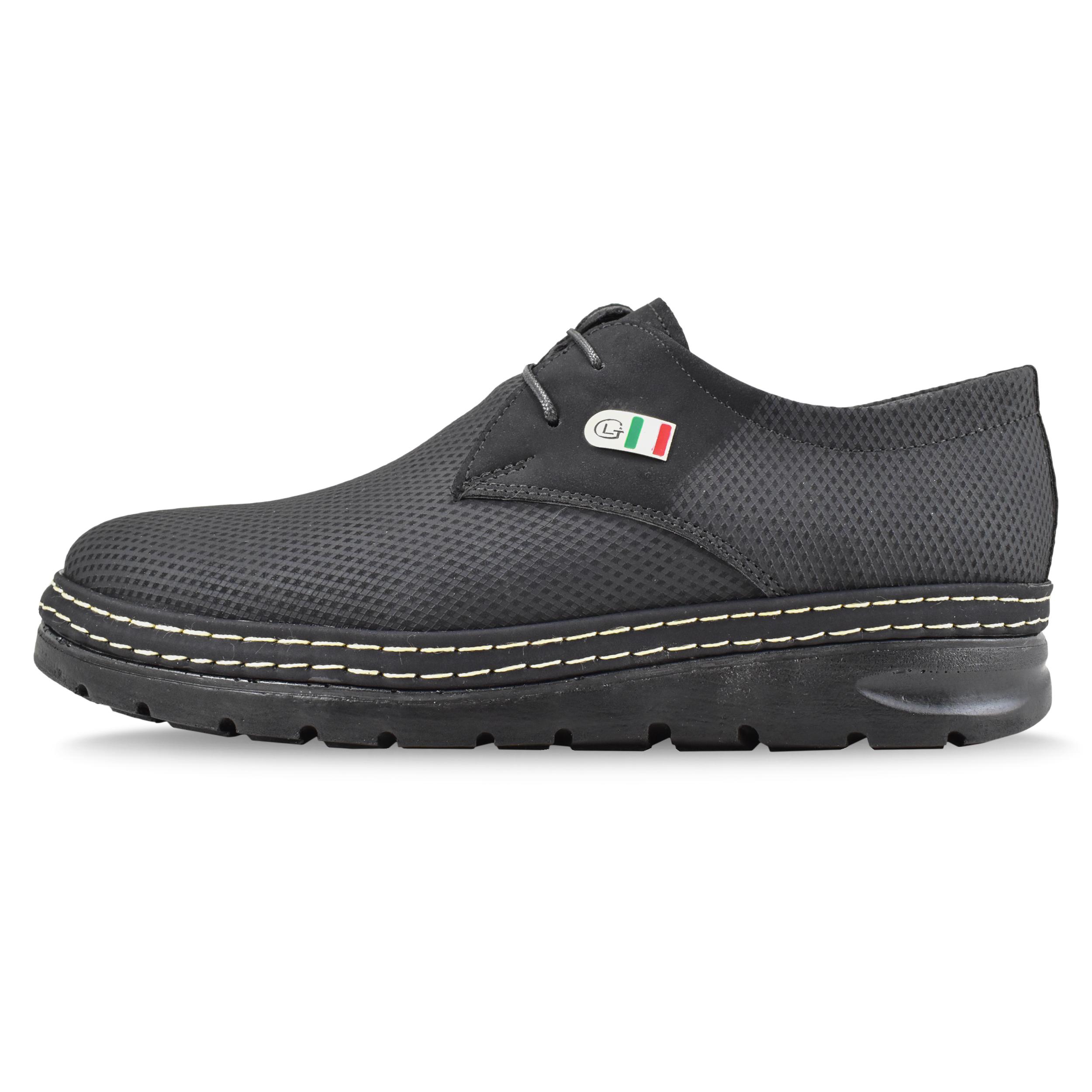 کفش مردانه مدل الیتا کد 4299