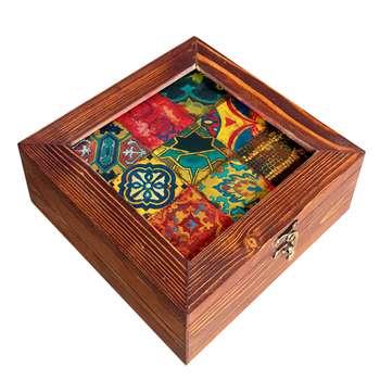 جعبه چای کیسه ای مدل C31