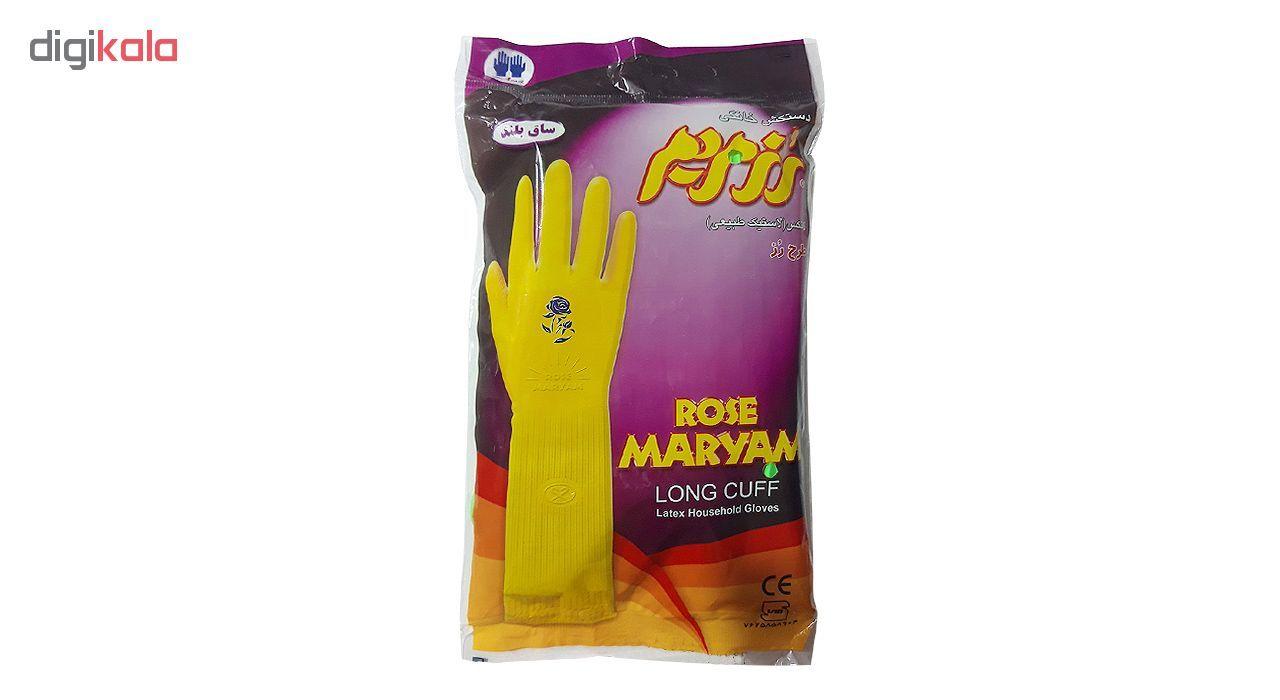 دستکش آشپزخانه رزمریم مدل LRose-M main 1 3