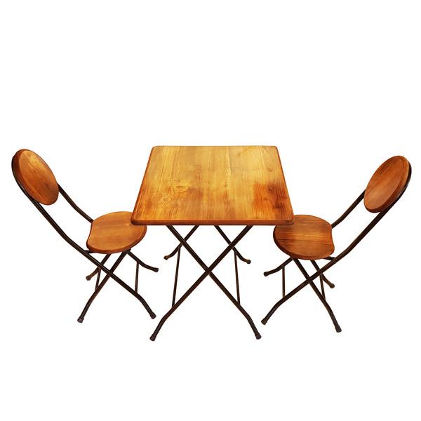 میز و صندلی سفری مدل AA1001