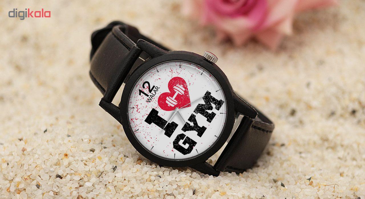 ساعت مچی عقربه ای والار مدل LF1281
