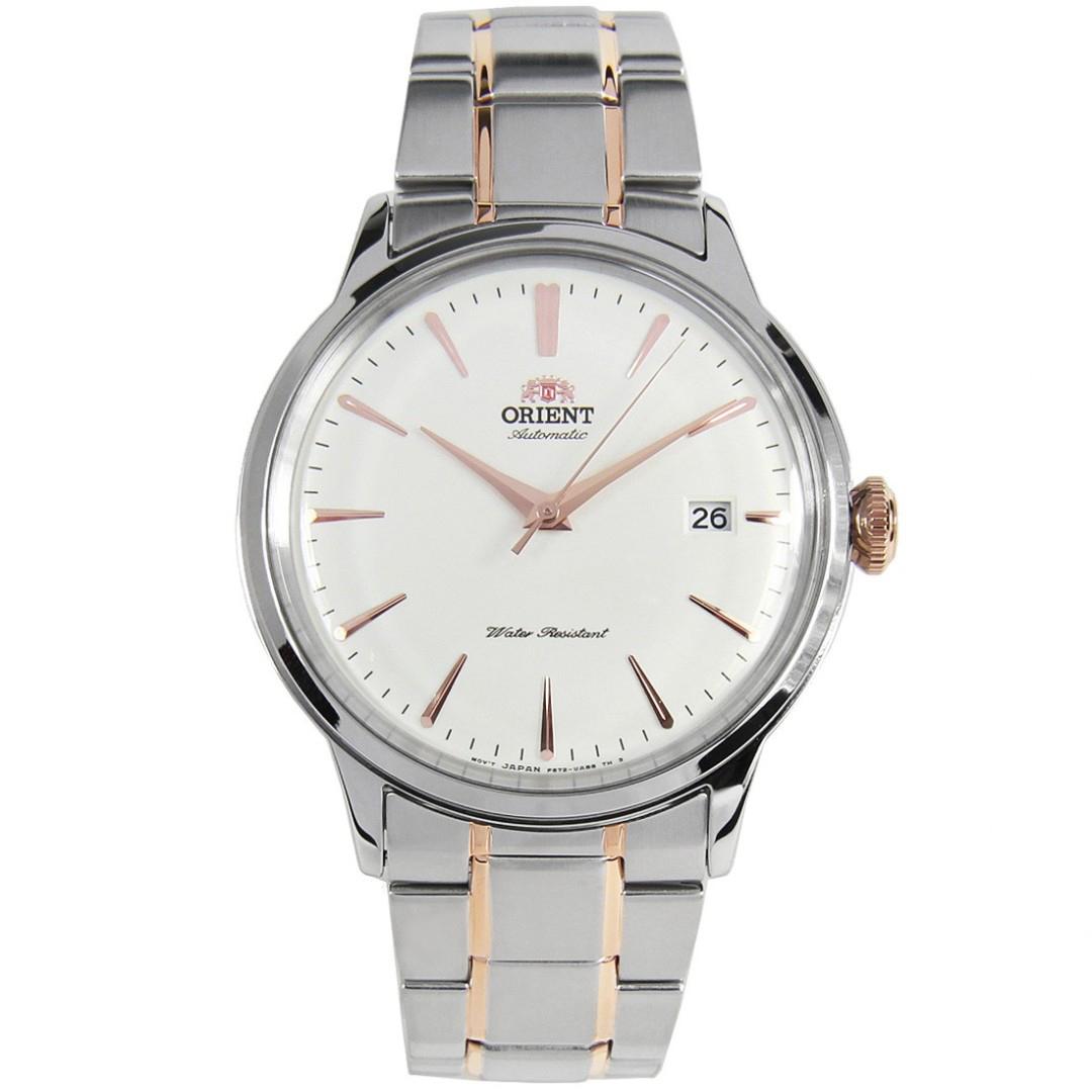 ساعت مچی عقربه ای مردانه اورینت مدل RA-AC0004S00C