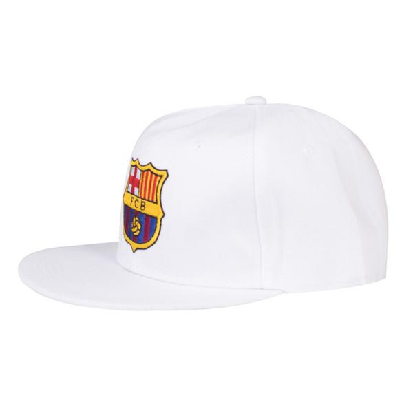 کلاه کپ مردانه طرح بارسلونا مدل N-4-8