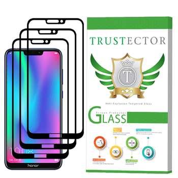 محافظ صفحه نمایش تراستکتور مدل GSS مناسب برای گوشی موبایل آنر 8C بسته 3 عددی