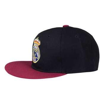 کلاه کپ مردانه طرح رئال مادرید مدل N-4-6