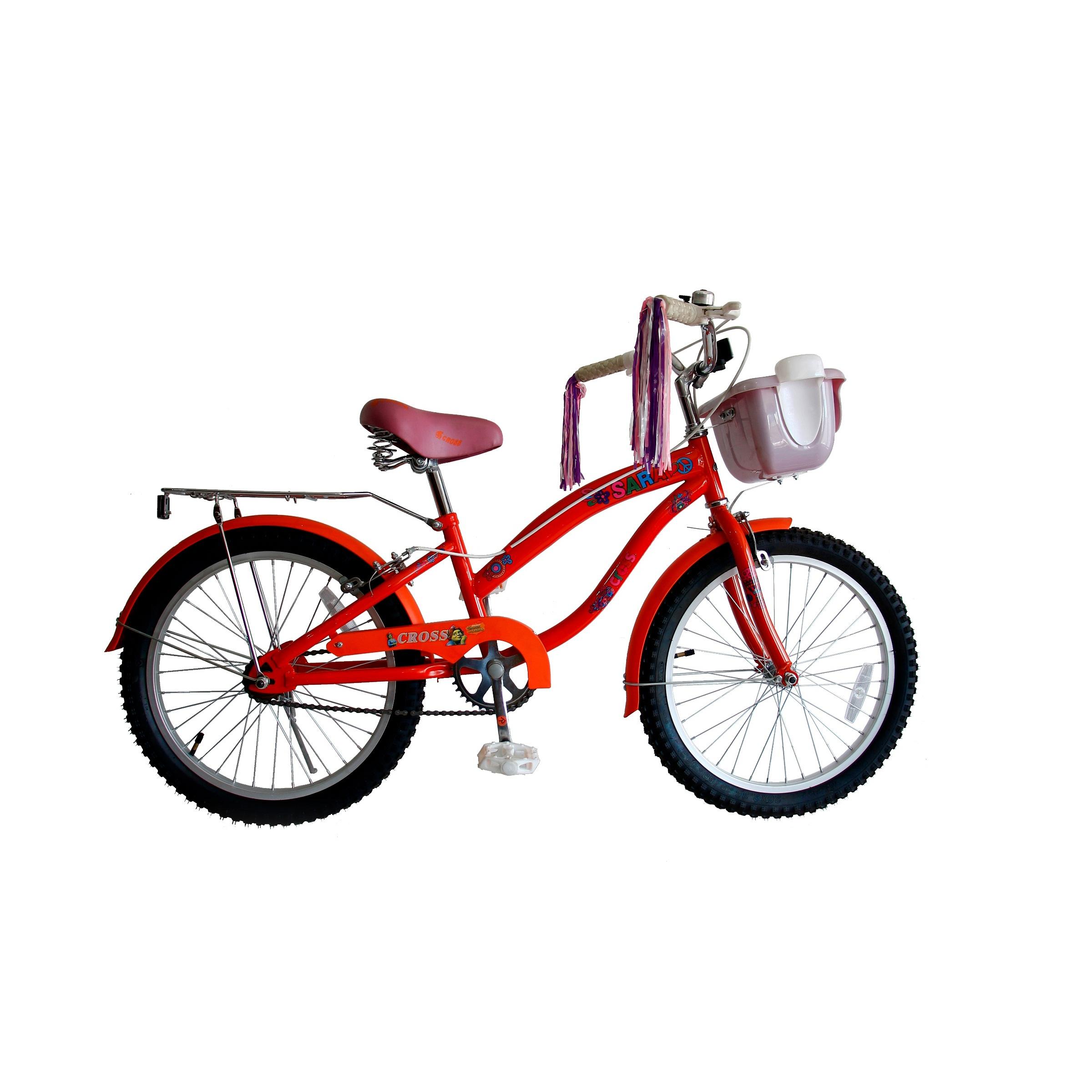 خرید                     دوچرخه شهری کراس مدل SARA سایز 20