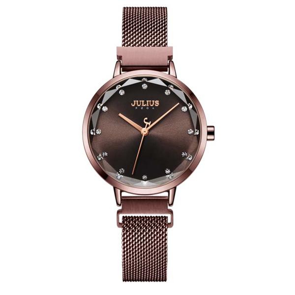 ساعت مچی عقربه ای زنانه جولیوس مدل JA-1143d