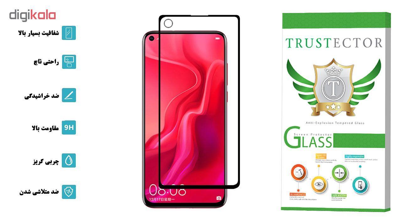 محافظ صفحه نمایش تراستکتور مدل GSS مناسب برای گوشی موبایل هوآوی Nova 4 main 1 2
