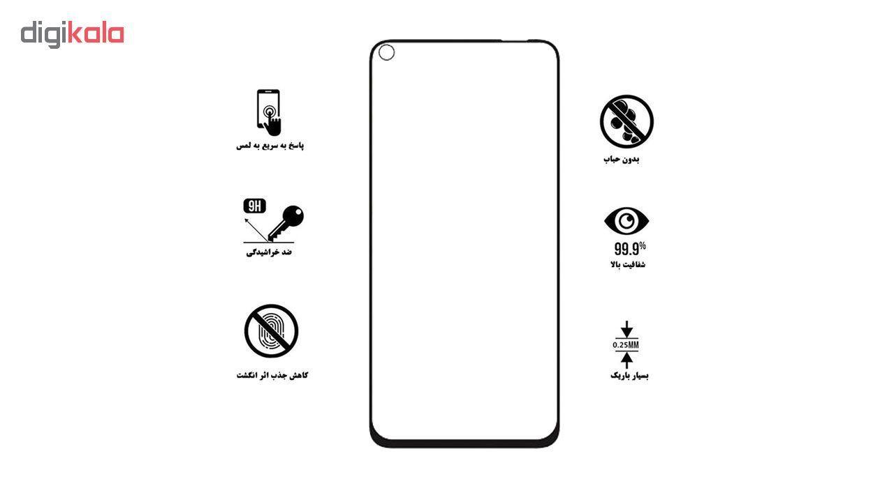 محافظ صفحه نمایش تراستکتور مدل GSS مناسب برای گوشی موبایل هوآوی Nova 4 main 1 6